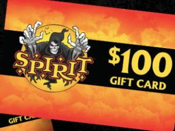 Spirit Halloween The Graveyard Shift Gift Card Giveaway