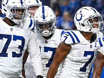 American Family Insurance Indianapolis Colts Road Game Sweepstakes (Limited States)