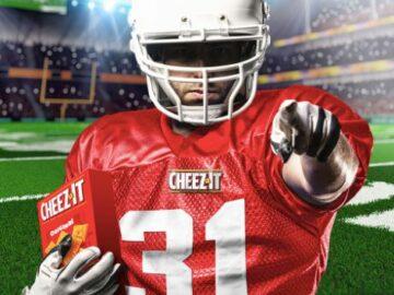 """ESPN's """"Cheez-It MVCheez"""" Contest (Photo or Video on Twitter)"""