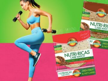 Mission Foods Fuel + Fitness Sweepstakes (Limited States)