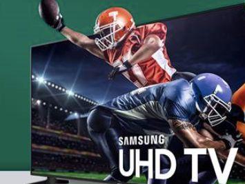 "Walmart Tailgate Town Samsung 70"" TV Sweepstakes 2021"