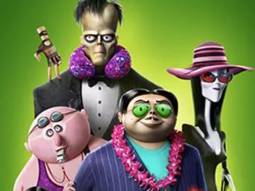 Regal Crown Club Addams Family 2 Vacation Sweepstakes