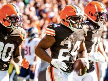 Cleveland Browns & CrossCountry Mortgage Dedicated Dawgs Sweepstakes