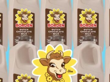 Borden Dairy World's Best Chocolate Milk Sweepstakes (Limited States)