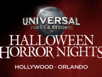Spencer's Halloween Horror Nights Sweepstakes