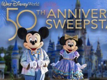 The View's Walt Disney World 50th Anniversary Trip Sweepstakes (Photo)