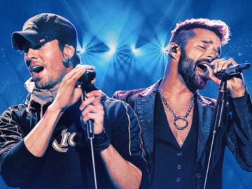 Enrique Iglesias and Ricky Martin Flyaway Sweepstakes