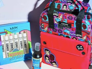 NYX Back to School Giveaway