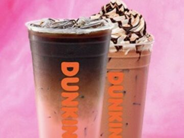 Dunkin' Concerts and Coffee for a Year Sweepstakes (Ohio Only)