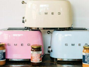 Fix & Fogg Smeg Toaster Sweepstakes