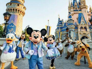 McDonald's Celebrate the Magic Disney Sweepstakes