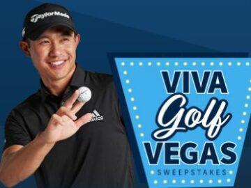 TheViva Golf Vegas Sweepstakes