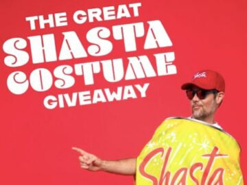 Great Shasta Costume Giveaway