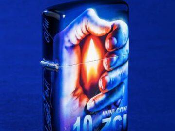 Zippo Lighter Mazzi Sweepstakes