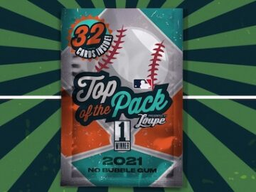 MLB Top of the Pack Sweepstakes