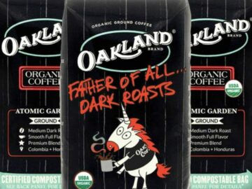 Oakland Coffee Signed Guitar and Coffee Sweepstakes