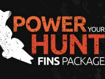 """Batteries Plus Bulbs """"Power Your Hunt: Fins"""" Promotion"""