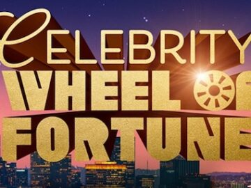 Celebrity Wheel of Fortune Giveaway 2021 (Puzzle Solution)