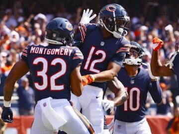 Chicago Bears Get To The Game Sweepstakes