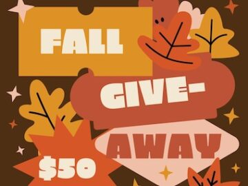 Sweepstakes Fanatics Fall Giveaway
