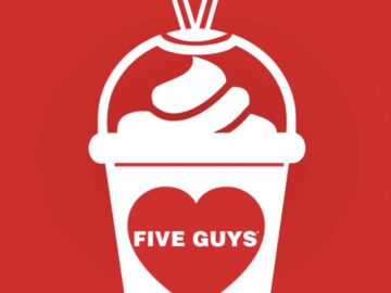 Five Guys Concert Sweepstakes