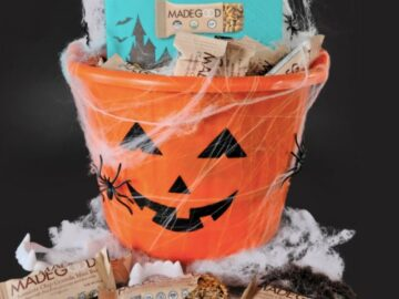 $5,000 MadeGood Spooky Snacks Sweepstakes