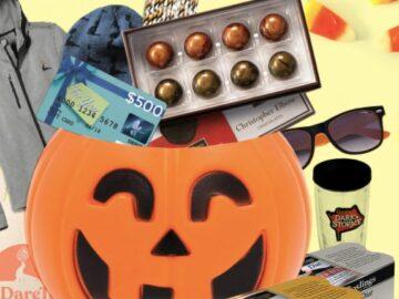 Goslings Rum Halloween Giveaway