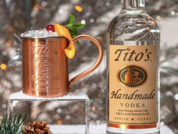Tito's Holiday 2021 Sweepstakes