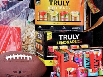 Truly Hard Seltzer Ultimate Big Game Experience Sweepstakes