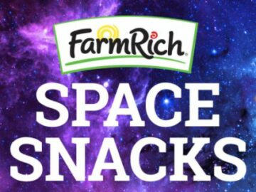 Farm Rich Space Snacks Sweepstakes