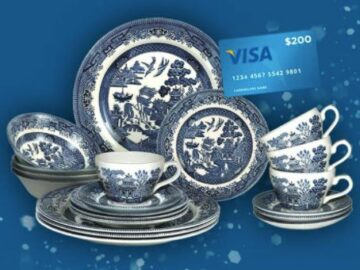 INSP Dishes Still Come True Sweepstakes