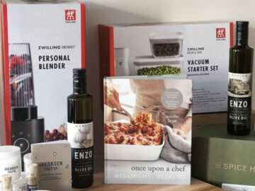 Once Upon a Chef Kitchen Starter Sweepstakes