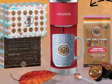 Crazy Cups Fall Sweepstakes