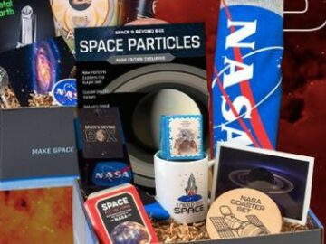 Space & Beyond Box October Sweepstakes