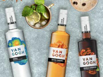 Van Gogh Vodka Holiday Sweepstakes