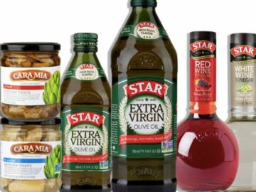 Cooking is Covered with Star & Cara Mia' Giveaway (Limited States)