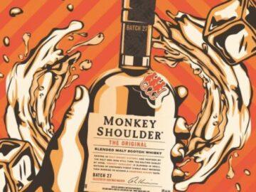 Monkey Shoulder Music Promotion (Limited States)