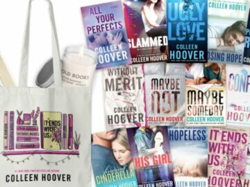Colleen Hoover Book Club Sweepstakes