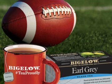 Bigelow Tea Game Day Experience Sweepstakes (Limited States)