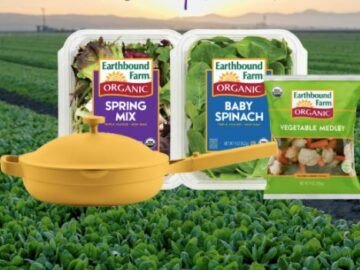 Earthbound Farm Organic October 2021 Sweepstakes