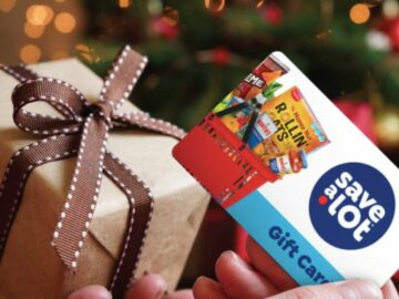 Save-A-Lot Shopping Spree Sweepstakes