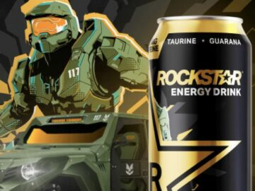 Rockstar Energy & Halo Sweepstakes (Purchase / Mail-In)