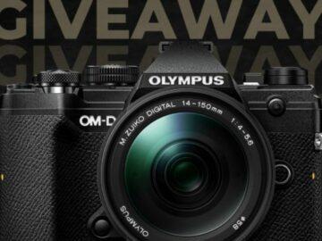 Bedford Camera & Video Giveaways